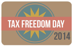 Tax Freedom Day 2014