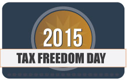 Tax Freedom Day 2015
