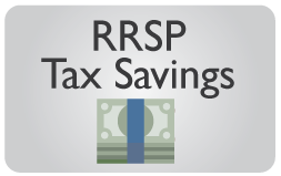 RRSP Tax Savings Calculator
