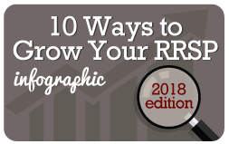 10 Ways to Grow Your RRSP