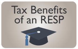 Tax Benefits of an RESP calculator