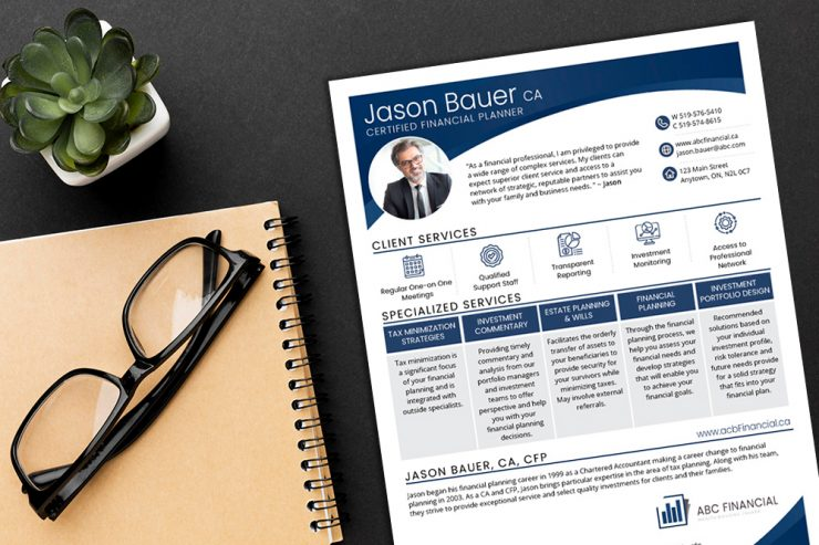 Bauer Advisor Profile