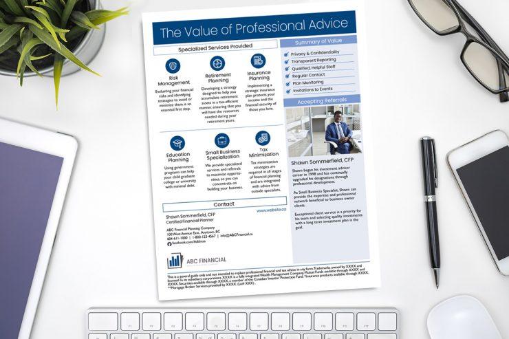 Sommerfield Advisor Profile