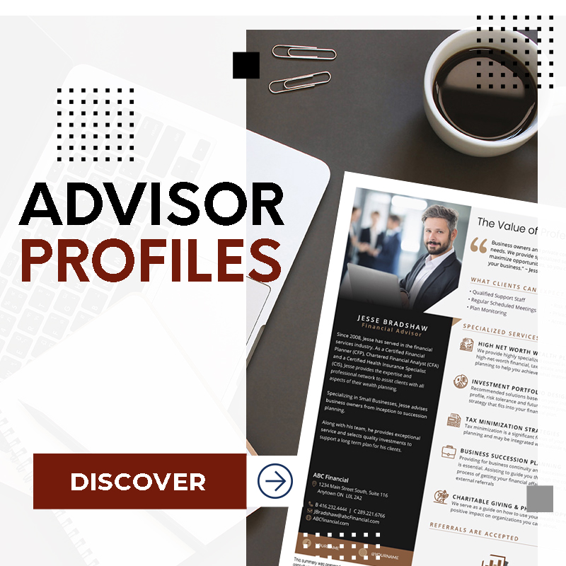 Advisor Profile