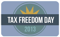 Tax Freedom Day 2013