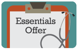 Essentials Offer Infographic