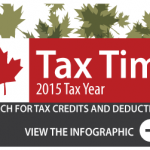 Tax Time Infographic