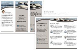 Tri-fold Advisor Brochure