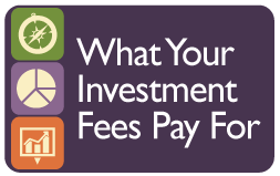 What Investment Funds Pay For Infographic