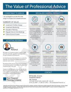 Advisor Profile Rexdale Blue