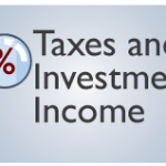 Taxes and Investment Income