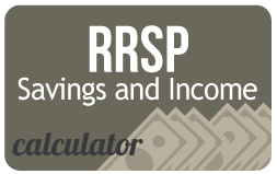 RRSP Savings & Income