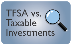TFSA vs Taxable Investments